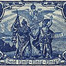 Unification of North and South Germany in 1871 by edsimoneit