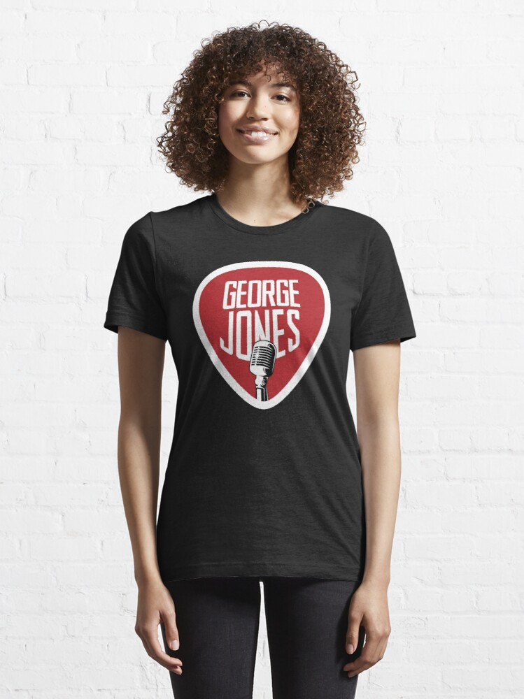 Alternate view of George Jones Essential T-Shirt