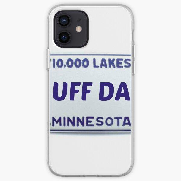 Minnesota: Uff Da iPhone Soft Case