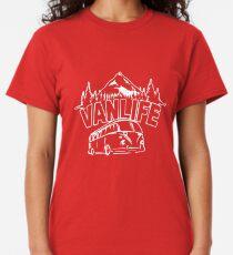 Camiseta clásica CAMPAMENTO DE AUTOBUSES - EDICION VANLIFE