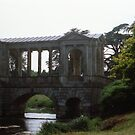 Wilton House, Wiltshire - Palladian bridge by BronReid