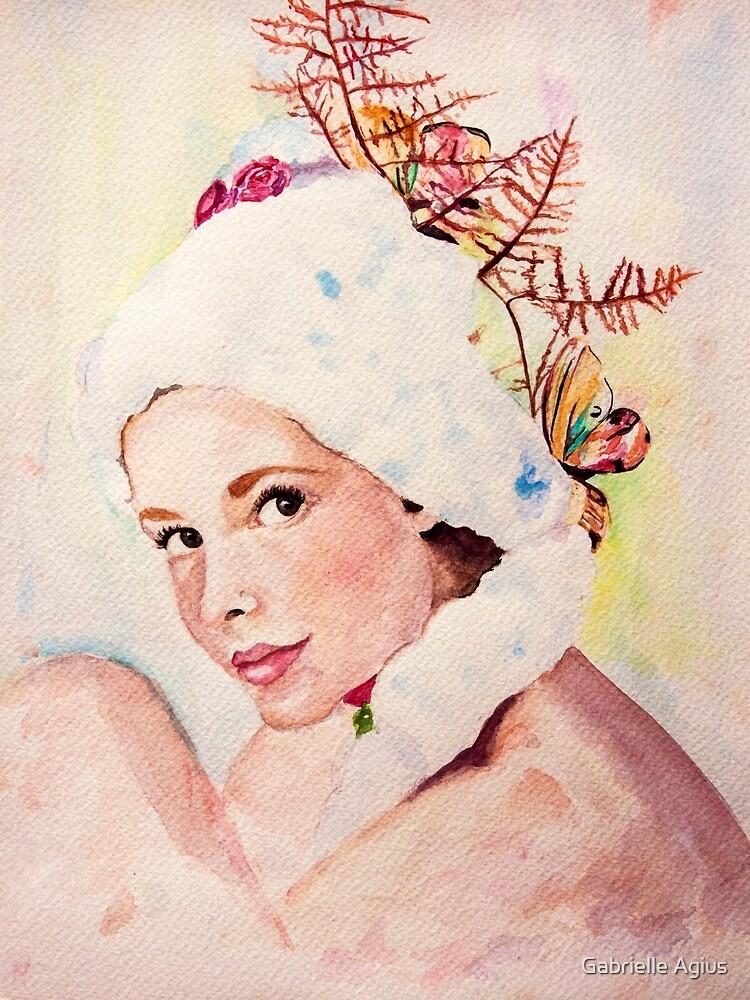 a pretty face by Gabrielle Agius
