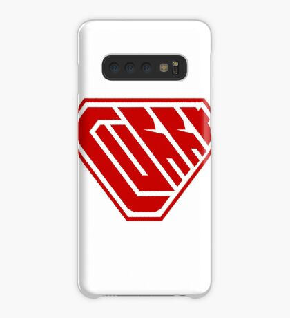 Curry SuperEmpowered (Red) Case/Skin for Samsung Galaxy