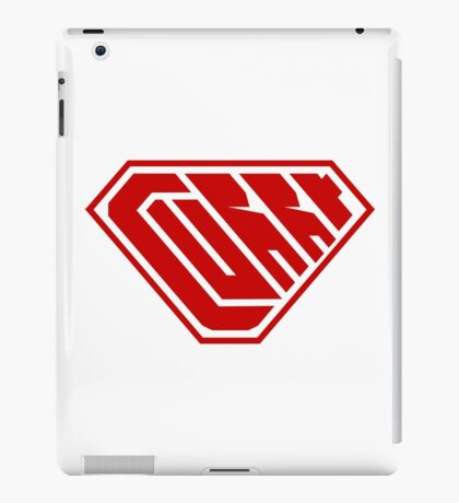 Curry SuperEmpowered (Red) iPad Case/Skin