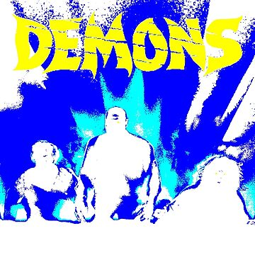 Demons by KungKthulhu
