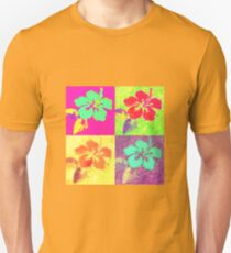 Pila Fashion Design - Hibiscus Series Unisex T-Shirt