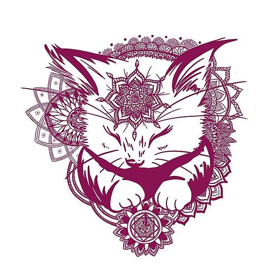 «gatito» de Mandalanimals