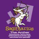 Sagittarius The Archer by Sarah Trett
