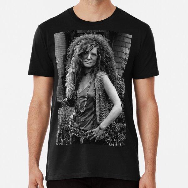 Janis Joplin T-shirt premium