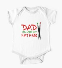 Fathers Day One Piece - Short Sleeve