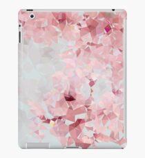 Meshed Up Japanese Sakura Blossoms iPad Case/Skin