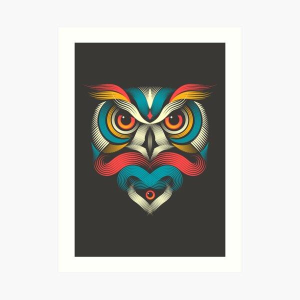 Sowl Art Print