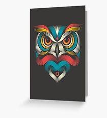 Sowl Greeting Card