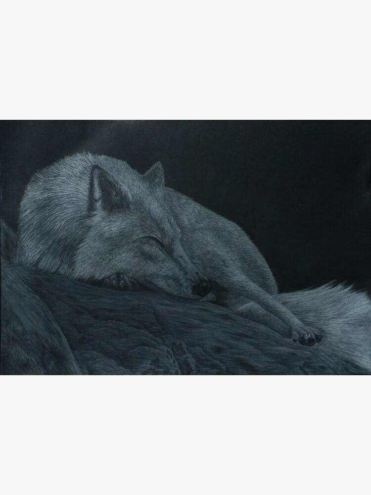 Sleeping strength by ElisesArtShop