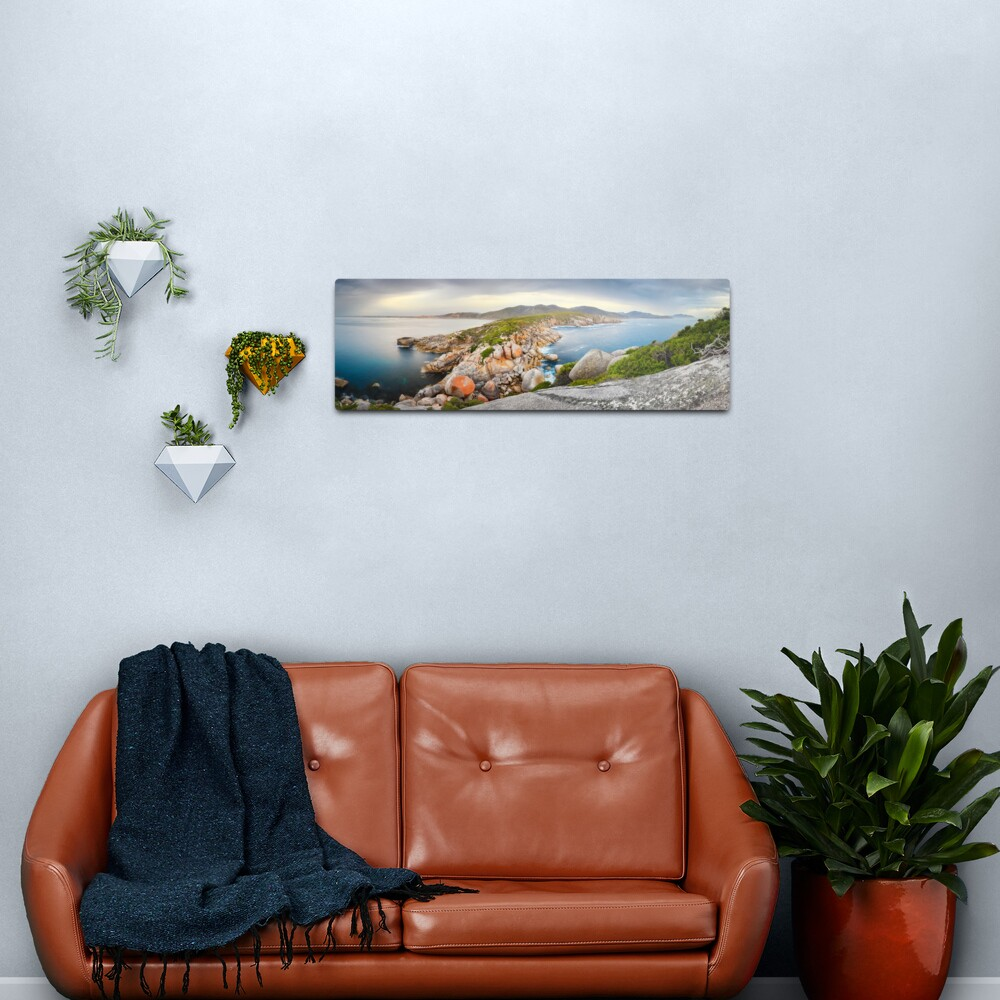 Tongue Point, Wilsons Promontory, Victoria, Australia Metal Print