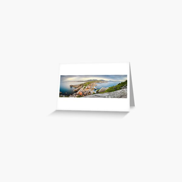 Tongue Point, Wilsons Promontory, Victoria, Australia Greeting Card