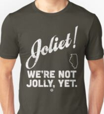 Love Your Town - Joliet, Illinois Slim Fit T-Shirt