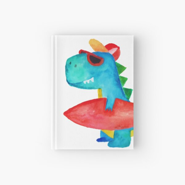 Cute-osaurus Hardcover Journal