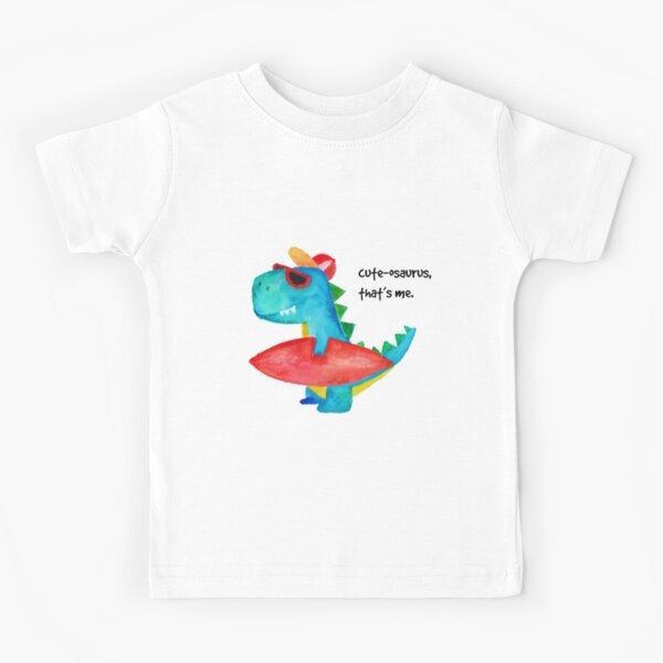 Cute-osaurus Kids T-Shirt