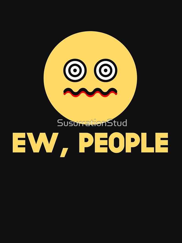 Ew People Confused Smiley by SusurrationStud