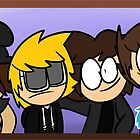 The Gang by PieLordPictures