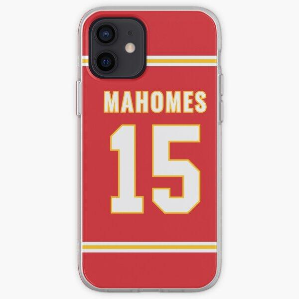 Pat Mahomes iPhone Soft Case