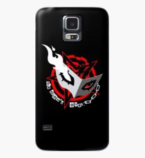Persona 5 Mask (red) Case/Skin for Samsung Galaxy