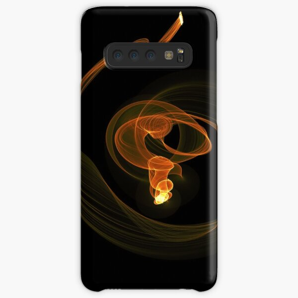 Circle of Fire Samsung Galaxy Snap Case