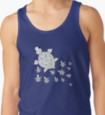 Just add Colour - Mumma Turtles Tank Top