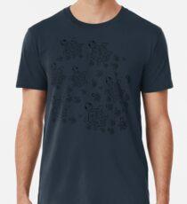 Just add Colour - Mumma Turtles Premium T-Shirt
