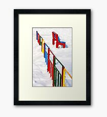 OnePhotoPerDay series: 023 by L. Framed Print