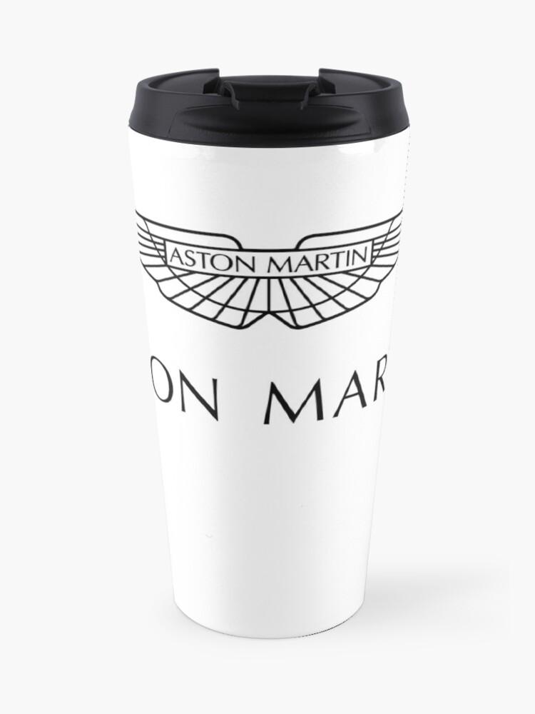 Aston Martin Travel Mug By Naryvon Redbubble