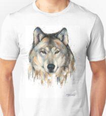 Wolf Stare Unisex T-Shirt