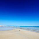 Willie Creek beach by Colin White