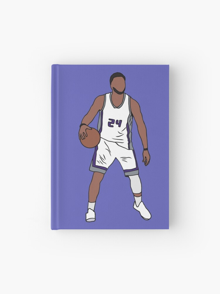 new style ae814 3386f Buddy Hield Kings   Hardcover Journal