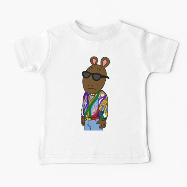 Notorious A.R.T.H.U.R. Baby T-Shirt