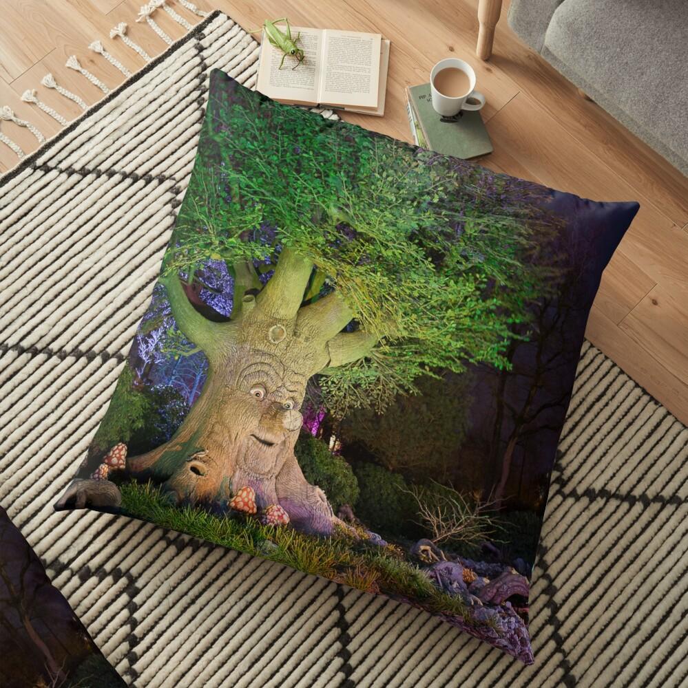 Sprookjesboom Floor Pillow