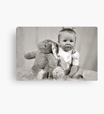 You wanted tough? Canvas Print