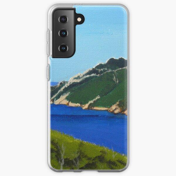Wineglass Bay Samsung Galaxy Soft Case
