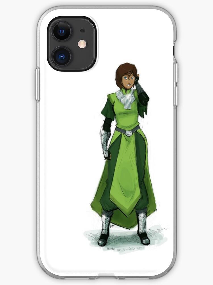coque iphone 8 legend of korra