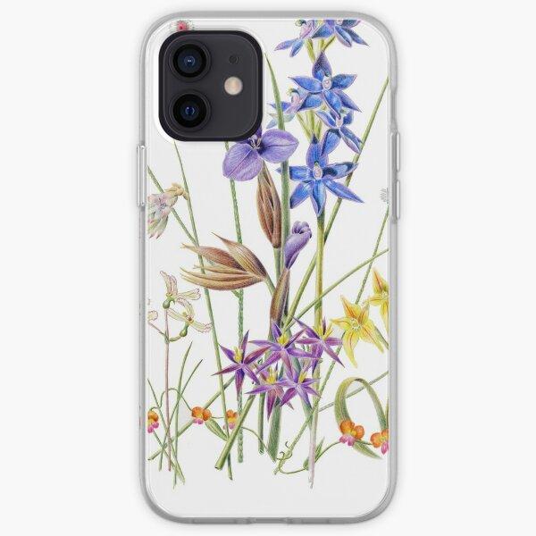 Wildflowers of Western Australia iPhone Soft Case