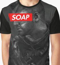 Camiseta gráfica John Soap MacTavish