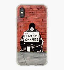 Let us Spray iPhone Case