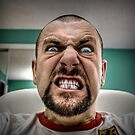 Angry Man by makbet666