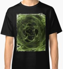 Abstract Digital Background Classic T-Shirt