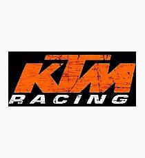 KTM-Rennorganisation Fotodruck