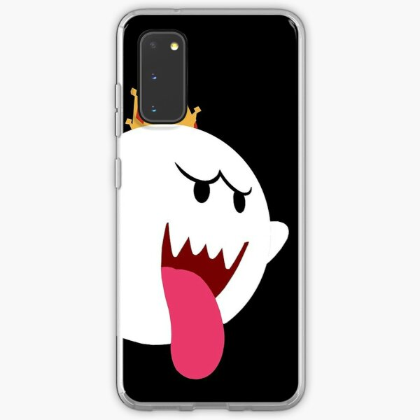 King Boo! Simplistic Design Samsung Galaxy Soft Case