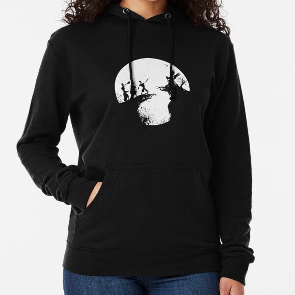 History of death Black and white Lightweight Hoodie