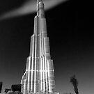 Burj Khalifa, Dubai by Colin White