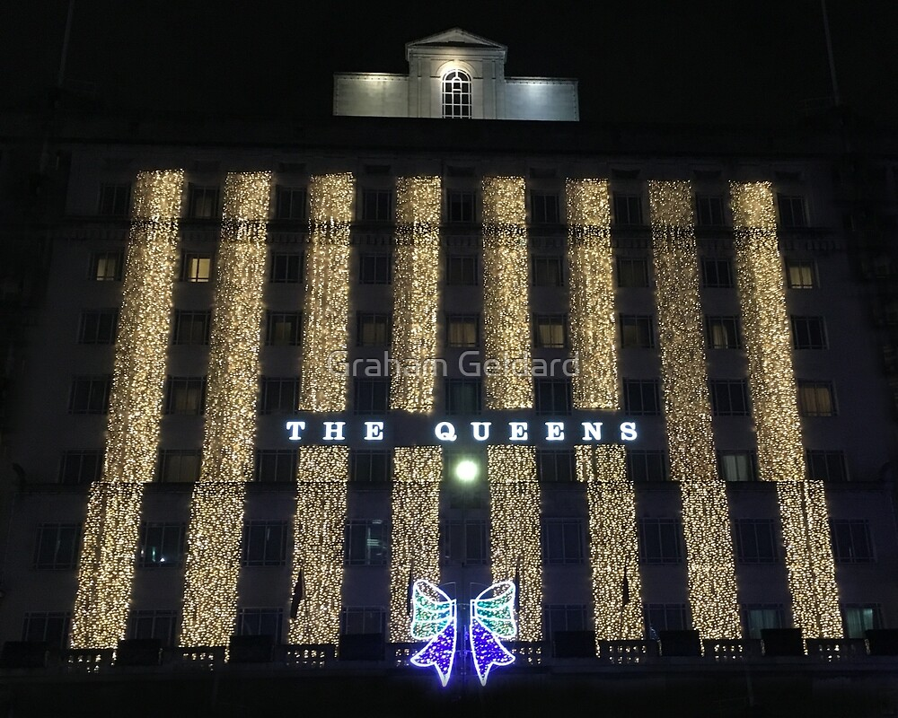 Queens Hotel, Leeds by Graham Geldard
